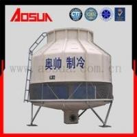 Buy cheap 100Ton FRP Round Low Noise Cooling Tower Evaporation from wholesalers