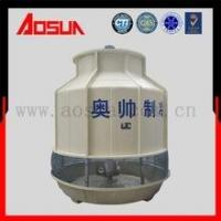 Quality Round counter-flow cooling tower 70T FRP circular low noise cooling tower for sale