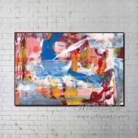 Quality New Arrival Wholesale Handmade Modern Art Abstract Painting for sale