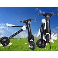 China folding electric bikes for sale AT-185 on sale