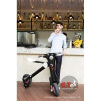 China best folding electric bike AT-185 on sale