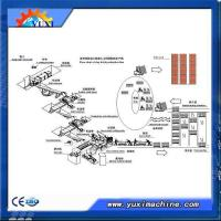 Quality Clay brick making machine JZK40/40-3.0 Double stage vacuum extruder for sale
