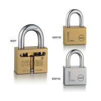 Quality Products  Square-Type brass padlock with4 vane keys for sale