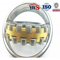 Quality 55x100x25mm copper cage spherical roller bearing 22211 22211c 22211ca w33 for sale