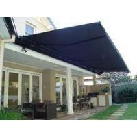 China Waterproof Remote Control Retractable Window and Patio Awning Shenzhen Supplier on sale