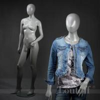 Quality Cheap faceless head female mannequins for hat for sale