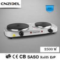 Cnzidel Double Burner eltectric countertop stove 110volts