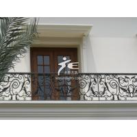 Quality Wrought iron railings-07 for sale