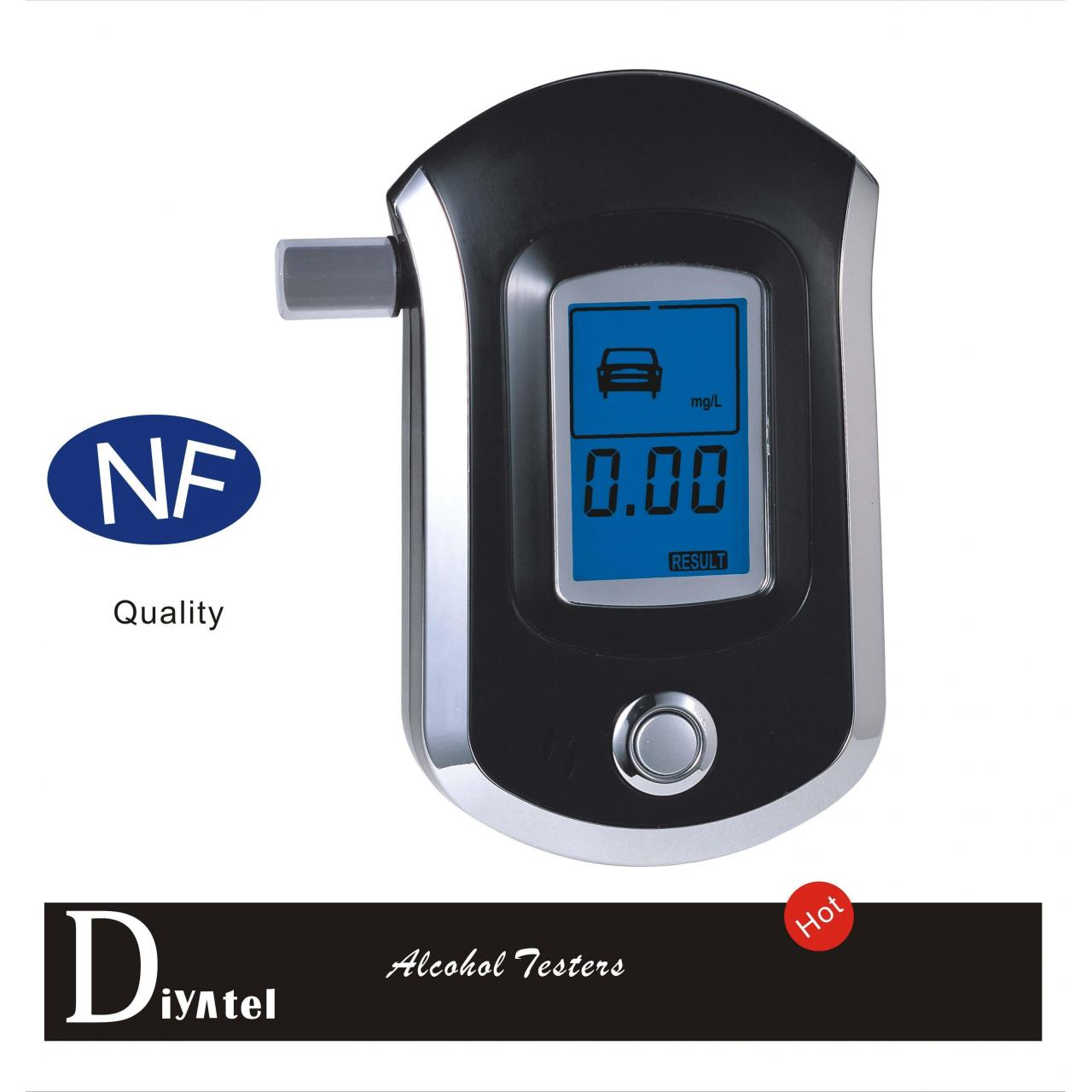 China Professional Breathalysers Alcohol Tester on sale