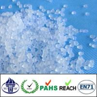 China Transparent Blowing PVC Granules for sale