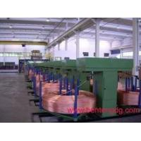 Quality Upcast cathode copper cable making machine for sale