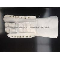 China J-3003 mink handling glove, animal glove, snake glove on sale