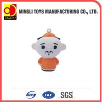 Quality PU Stress Toys 2015 top sell Mini keychain fashion Cartoon action figures for baby toy for sale