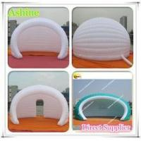 Giant advertising inflatable dome tent for sale