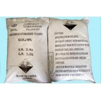 Quality Chemical Products POTASSIUM HYDROXIDE FLAKES for sale