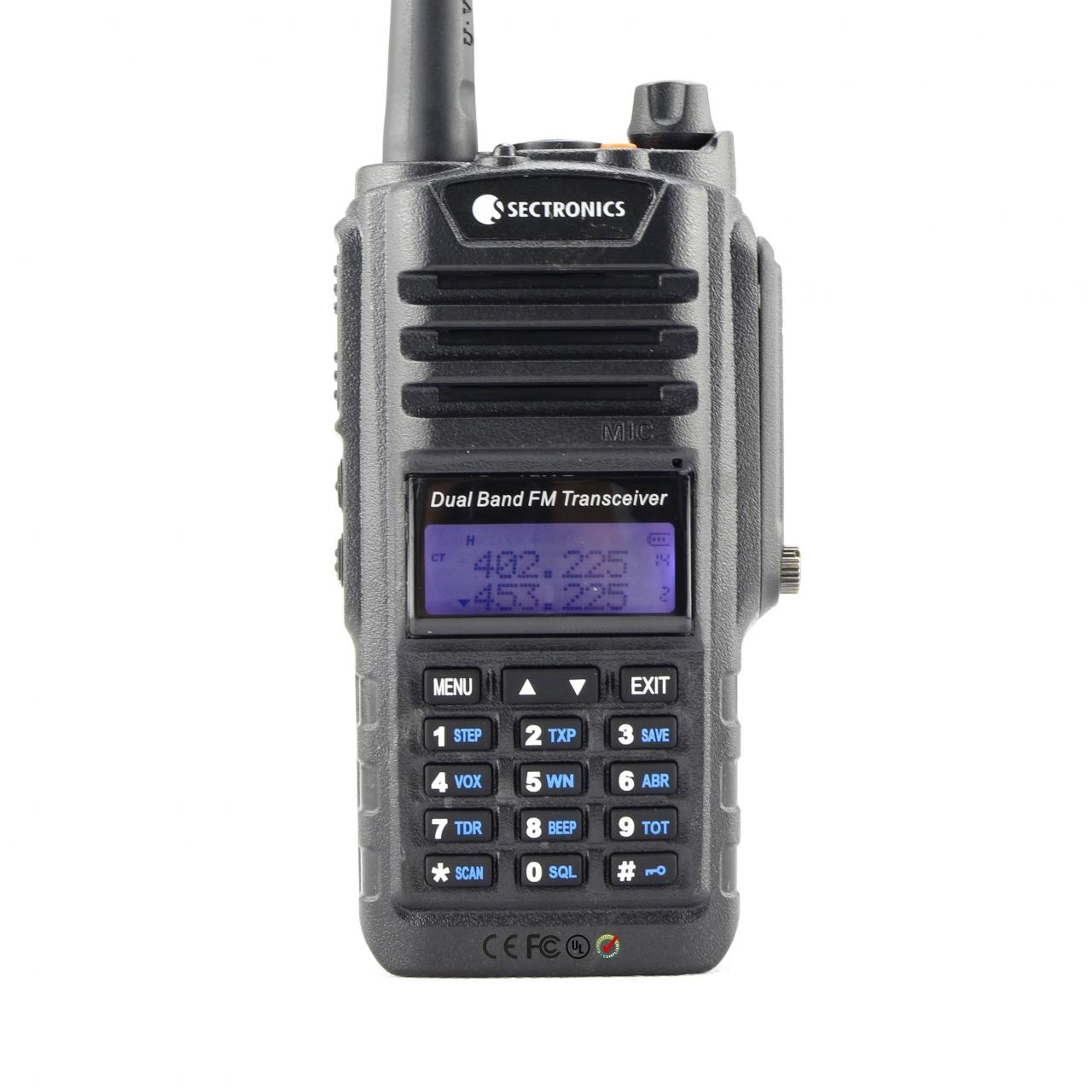 Quality FS5188 Waterproof Two Way Radio With Keyboard for sale