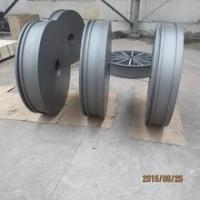Quality aluminum alloy piston for 165bar natural gas compressor for sale