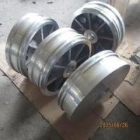 Quality Aluminium Piston Body For Reciprocating Oil-free Lubricating CNG Compressor for sale