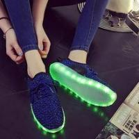 Quality 2016 cheap fashion led yeezy shoes for Kid and adult fashion flat with Led yeezy shoes for sale