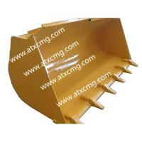 Quality Wheel loader parts XCMG PARTS wheel loader ZL50G bucket assembly 253000538 for sale