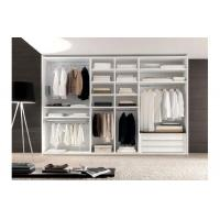 Buy cheap white oak wall in closet from wholesalers