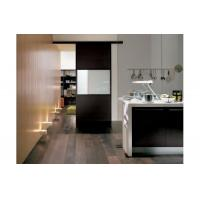 Buy cheap black oak with frosted glass wardrobe from wholesalers