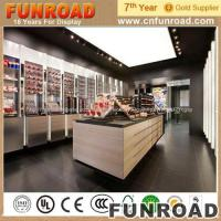 Quality Shoppping Mall Store Furniture Cosmetic Wall Fixture for sale