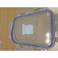 Quality plastic food container fresh box silicone rubber seal lock type air tight seal for sale
