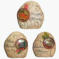 China New style fall decoration garden stone on sale