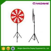 Quality prize wheel of fortune display lucky turntable for sale