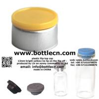 Quality different types of plastic flip top cap for medicine bottle for sale