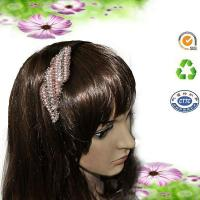 Quality Hairbands/Hairpin CM011 Pink crystal hair hoop for sale