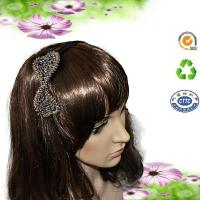 Buy cheap Hairbands/Hairpin CM010 The bowknot of elegant crystal hair hoop from wholesalers