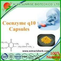 Quality Health Care & Beauty Capsules Manufacturer nature pure 98% Coenzyme q10 US $301-350/Kilogram for sale