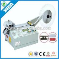 Quality two color satin ribbon cutting machine X-06RE for sale