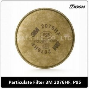 Buy 3M Particulate Filter 2076HF, P195, Hydrogen Fluoride at wholesale prices
