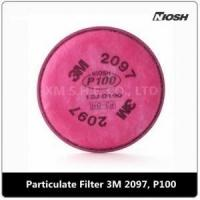 Quality 3M Particulate Filter 2097, P100, Organic Vapor for sale