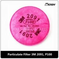 Quality 3M Particulate Filter 2091, P100 for sale