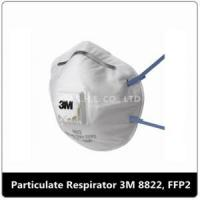 Quality 3M Particulate Respirator 8822, FFP2 for sale