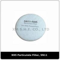 Buy cheap Particulate Filter 5N11R, N95 from wholesalers