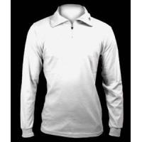 Quality Ladies Polo Neck Mid layer White Sizes 8-10-12-14-16-18 for sale