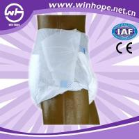 Quality Adult Diaper with Cloth-like film for sale