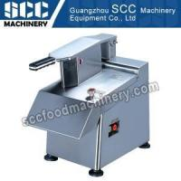 China Meat processing machine commercial automatic electric vegetable cutting machine SCC-MFC23 on sale
