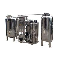 Buy cheap Reverse osmosis water system 0.5m3hr from wholesalers