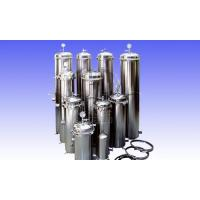 Buy cheap Cartridge filter housing from wholesalers