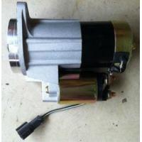 Quality Starter motor Nissan K21 forklift parts for sale