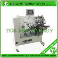Winding Machine For Battery And Super Capacitor