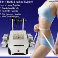 Quality Vacuum cavitation laser lipolysis machine for sale