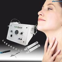 Quality 3 in 1 diamond peeling oxygen hydra facial machine for sale