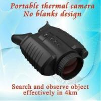 Quality Portable thermal camera for sale